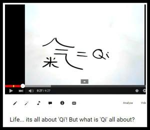 Qi film - Werk aan je energie